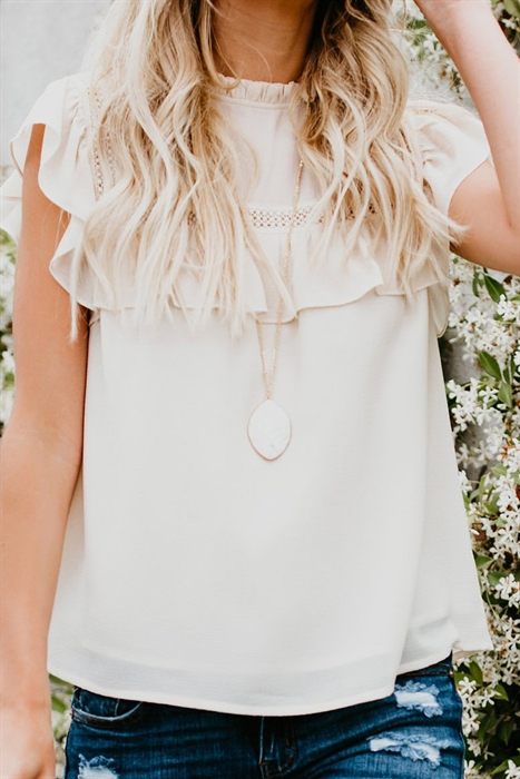 Picture of Calliope Ruffle Blouse
